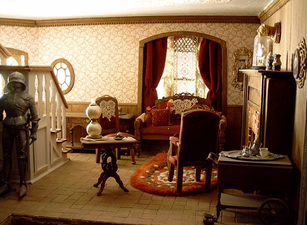 Manor of Great Achievements  Dollhouse06016