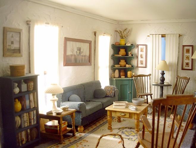 Dollhouse Number 9 The Grandville