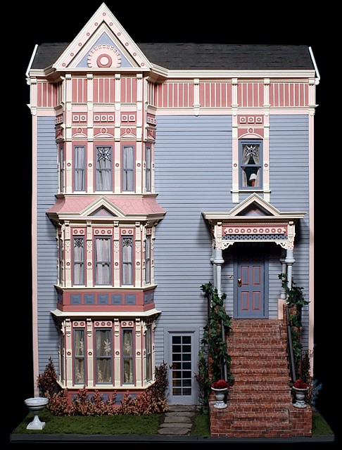 Dollhouse Number 12 San Francisco Victorian