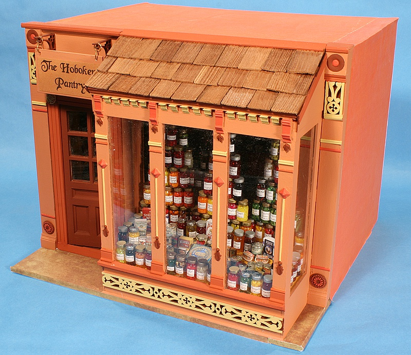 Yet another dollhouse from my lovely wife hobbytalk - Bbs dollhouse ...