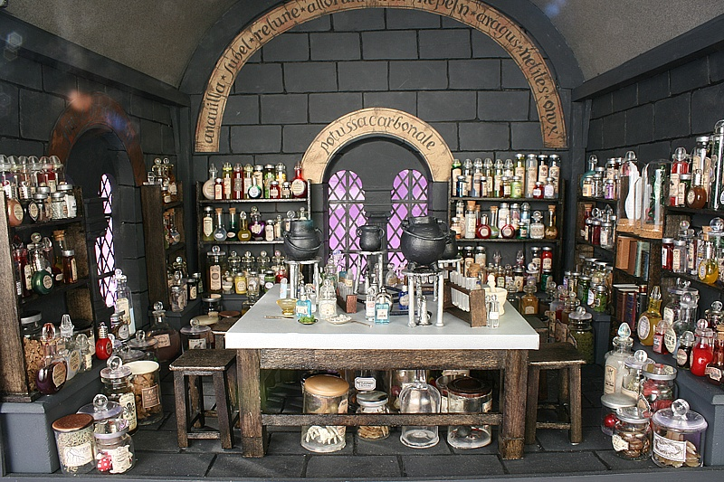 Snape S Potion Room