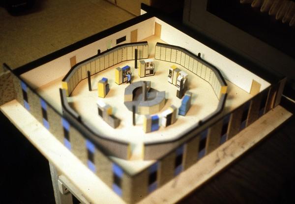 Architectural study model