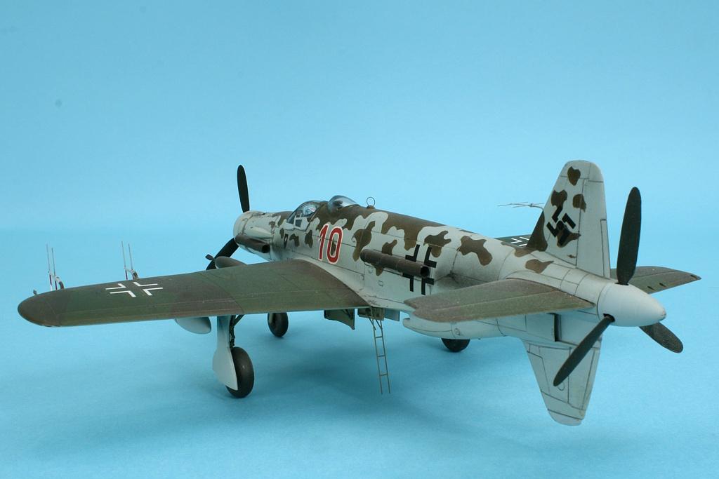 Dornier Do 335b 6 Night Fighter