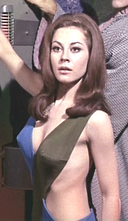 The Top 50 Babes in Star Trek Original Series Andrea